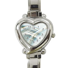 Business Background Abstract Heart Italian Charm Watch