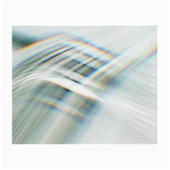 Business Background Abstract Small Glasses Cloth (2 Side)