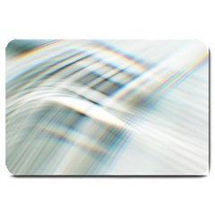 Business Background Abstract Large Doormat