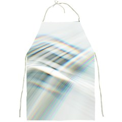 Business Background Abstract Full Print Aprons