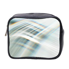 Business Background Abstract Mini Toiletries Bag 2 Side