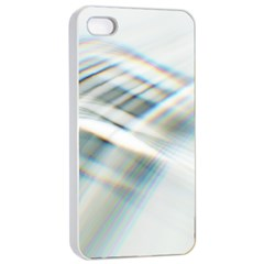 Business Background Abstract Apple Iphone 4/4s Seamless Case (white)