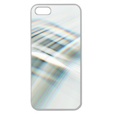 Business Background Abstract Apple Seamless iPhone 5 Case (Clear)