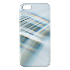 Business Background Abstract iPhone 5S/ SE Premium Hardshell Case