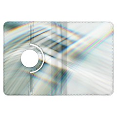 Business Background Abstract Kindle Fire HDX Flip 360 Case