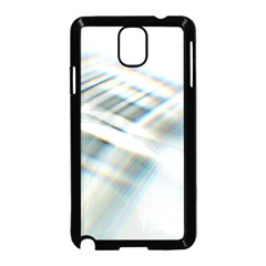 Business Background Abstract Samsung Galaxy Note 3 Neo Hardshell Case (Black)