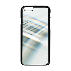 Business Background Abstract Apple iPhone 6/6S Black Enamel Case