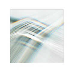 Business Background Abstract Small Satin Scarf (square)