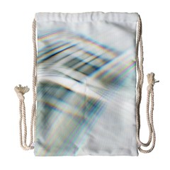 Business Background Abstract Drawstring Bag (large)