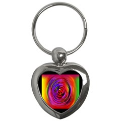 Colors Of My Life Key Chains (heart)