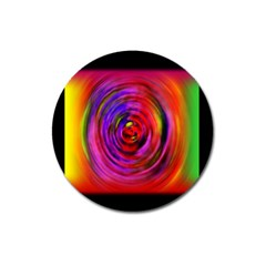 Colors Of My Life Magnet 3  (round)