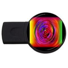 Colors Of My Life Usb Flash Drive Round (2 Gb)