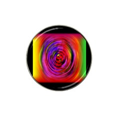 Colors Of My Life Hat Clip Ball Marker