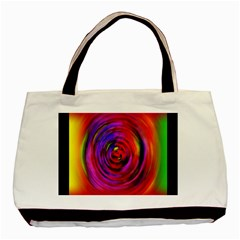 Colors Of My Life Basic Tote Bag