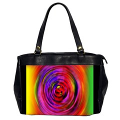 Colors Of My Life Office Handbags (2 Sides)