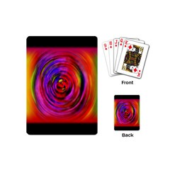 Colors Of My Life Playing Cards (mini)