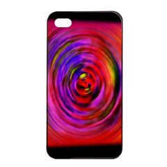 Colors Of My Life Apple iPhone 4/4s Seamless Case (Black)