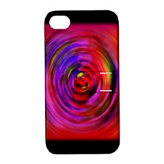 Colors Of My Life Apple iPhone 4/4S Hardshell Case with Stand