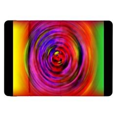 Colors Of My Life Samsung Galaxy Tab 8.9  P7300 Flip Case