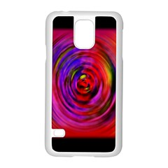 Colors Of My Life Samsung Galaxy S5 Case (white)