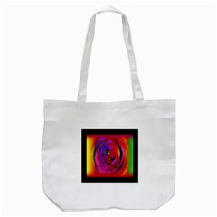 Colors Of My Life Tote Bag (white)