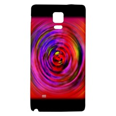 Colors Of My Life Galaxy Note 4 Back Case
