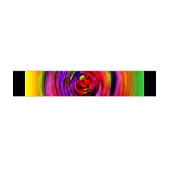 Colors Of My Life Flano Scarf (Mini)