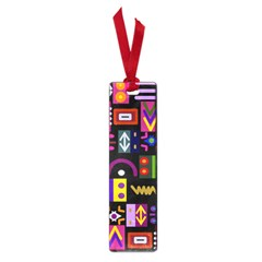 Abstract A Colorful Modern Illustration Small Book Marks