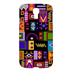 Abstract A Colorful Modern Illustration Samsung Galaxy S4 I9500/i9505 Hardshell Case