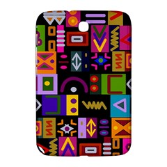 Abstract A Colorful Modern Illustration Samsung Galaxy Note 8 0 N5100 Hardshell Case