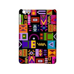 Abstract A Colorful Modern Illustration iPad Mini 2 Hardshell Cases