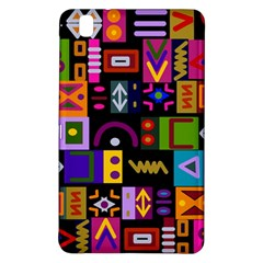 Abstract A Colorful Modern Illustration Samsung Galaxy Tab Pro 8.4 Hardshell Case