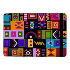 Abstract A Colorful Modern Illustration Samsung Galaxy Tab Pro 10.1  Flip Case