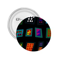 Abstract A Colorful Modern Illustration 2.25  Buttons