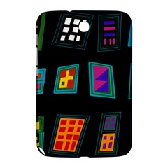 Abstract A Colorful Modern Illustration Samsung Galaxy Note 8.0 N5100 Hardshell Case