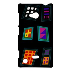 Abstract A Colorful Modern Illustration Nokia Lumia 720