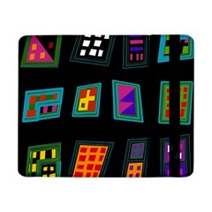 Abstract A Colorful Modern Illustration Samsung Galaxy Tab Pro 8.4  Flip Case
