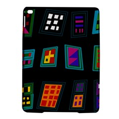 Abstract A Colorful Modern Illustration iPad Air 2 Hardshell Cases