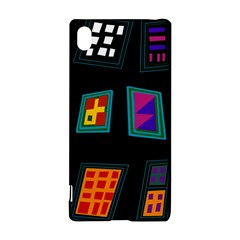 Abstract A Colorful Modern Illustration Sony Xperia Z3+