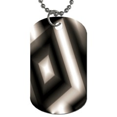 Abstract Hintergrund Wallpapers Dog Tag (one Side)