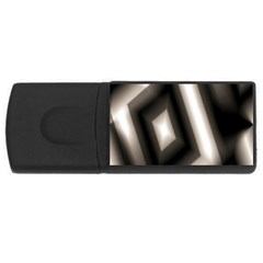 Abstract Hintergrund Wallpapers USB Flash Drive Rectangular (1 GB)