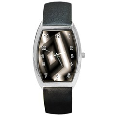 Abstract Hintergrund Wallpapers Barrel Style Metal Watch