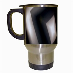 Abstract Hintergrund Wallpapers Travel Mugs (white)