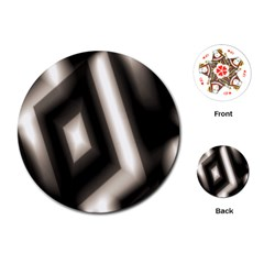 Abstract Hintergrund Wallpapers Playing Cards (round)