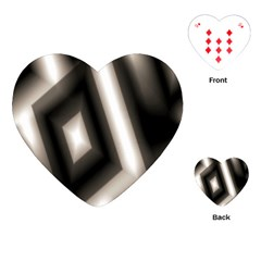 Abstract Hintergrund Wallpapers Playing Cards (heart)