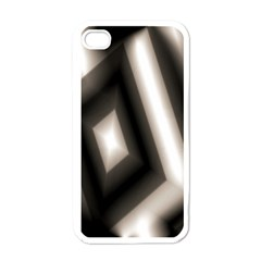 Abstract Hintergrund Wallpapers Apple Iphone 4 Case (white)