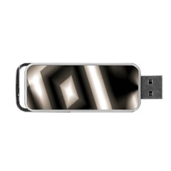 Abstract Hintergrund Wallpapers Portable Usb Flash (two Sides)