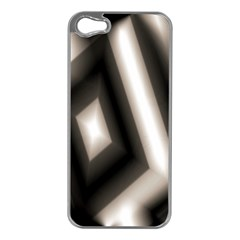 Abstract Hintergrund Wallpapers Apple iPhone 5 Case (Silver)