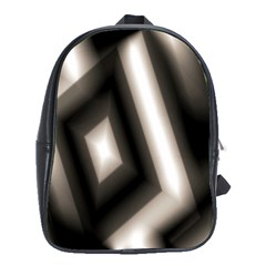 Abstract Hintergrund Wallpapers School Bags (XL)