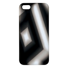 Abstract Hintergrund Wallpapers iPhone 5S/ SE Premium Hardshell Case